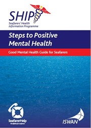 Steps to Positive Mental Health forside